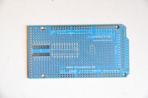 Figure 3. Mega prototyping shield.